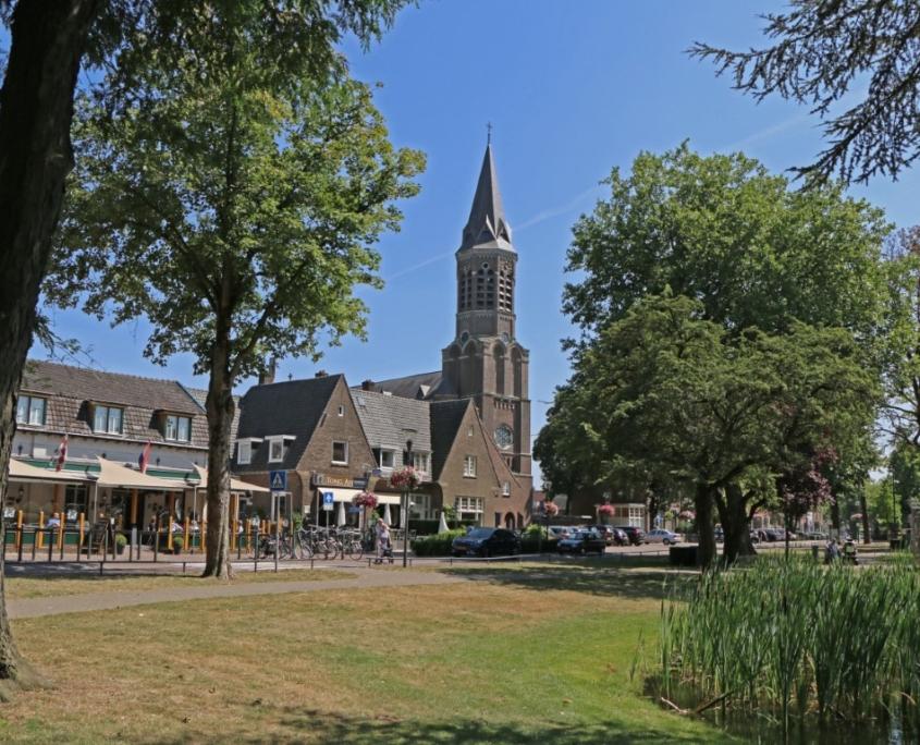 Nuenen Park kerk
