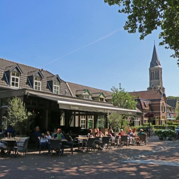 Nuenen Park terrasjes